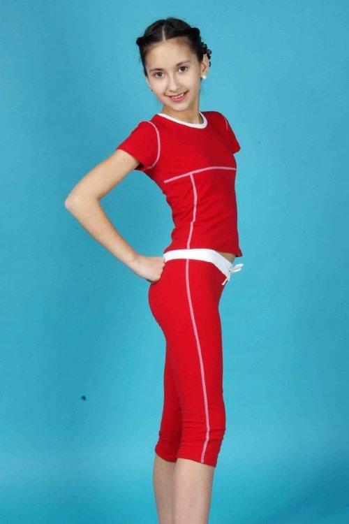 953657952dcd Бриджи спортивные для девочек Одежда для спорта Одежда для фитнеса ...
